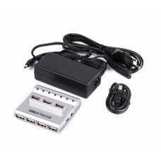 USB HUB 7port Viewcon + БП (VE243)