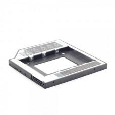 """Фрейм-перехідник для 2.5"""" 12,7мм у відсік CD/DVD"""