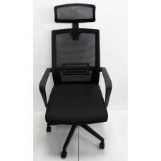 AMF Neon HR сидіння Саванна Black 19/спинка сітка чорна