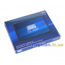 SSD диск 120GB Goodram CL100 (SSDPR-CL100-120)
