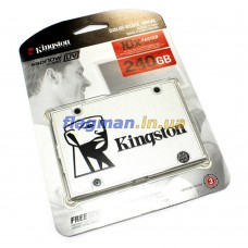 SSD диск 240GB Kingston SSDNow UV400 (SUV400S37/240G)