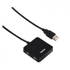 USB HUB 4port  HAMA USB 2.0
