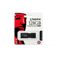128GB USB3.0 Flash Накопитель Kingston DataTraveler 100 G3