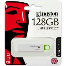 128GB USB3.0 Flash Накопитель Kingston DataTraveler G4
