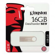 16GB USB2.0 Flash Накопитель Kingston DataTraveler SE9