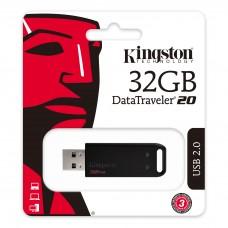 32GB USB2.0 Flash Накопичувач Kingston (DT20/32GB)