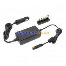 Зарядное устройство автомобильное для ноутбуков FSP Qdion Car 65W