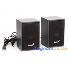 Акустическая система USB Genius SP-HF160 Black (31731063100)