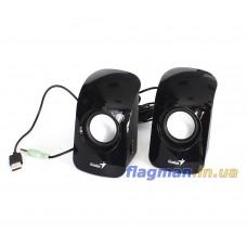 Акустическая система USB Genius SP-U115 Black (31731006100)