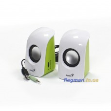 Акустическая система USB Genius SP-U115 White (31731006103)