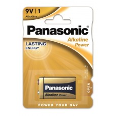 Батарейка 6L (крона 9В) Panasonic ALKALINE Power