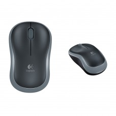 Беспроводная мышь Logitech Wireless Mouse M185 WL Grey
