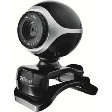 Веб-камера Trust Exis 480p BLACK/SILVER