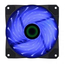 Вентилятор для корпусу 120мм RGB підсвічування гумові