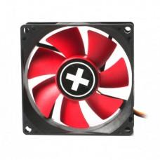 Вентилятор 80x80x25мм Xilence Red Wing Гидродинамический