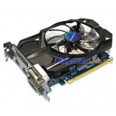 Відеокарта GeForce GTX 1650 4GB GDDR6 (128bit) Gigabyte (GV-N1656WF2OC-4GD)
