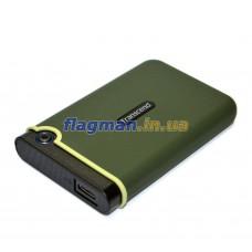 "Внешний жесткий диск Transcend StoreJet 25M3E 1TB 2.5"" USB 3.0"