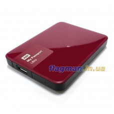"Внешний жесткий диск Western Digital My Passport Ultra 1TB 2.5"" USB3.0"