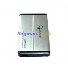 "Внешний карман для HDD 2.5"" USB3.0 Gembird EE2-U3S-2-S (Silver)"