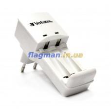Зарядное устройство Verbatim Compact Charger
