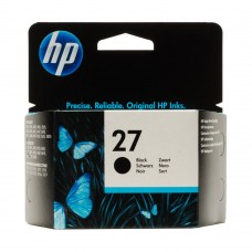 Картридж HP 27 Black