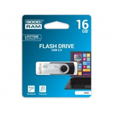 16GB USB2.0 Flash Накопитель Goodram UTS2-0160K0R11