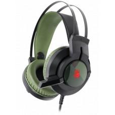 Гарнітура A4 Tech J437 Bloody USB (Army Green)