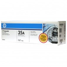 Картридж HP LJ CB435A 1.5k Black