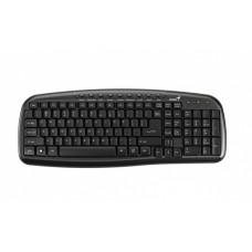 Клавіатура дротова USB Genius KB-M225 (31310479108)
