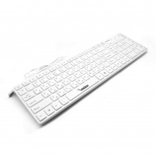 Клавіатура USB Merilon KB-White Star