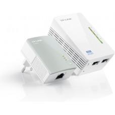 Комплект адаптеров PowerLine TP-LINK TL-WPA4220KIT