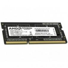 Оперативна пам'ять SODIMM 4GB DDR3L-1600 AMD