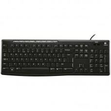 Клавіатура USB Logitech K200 (920-008814)
