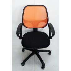 AMF Байт АМФ-4 сидіння Сітка чорна / спинка Сітка помаранчева