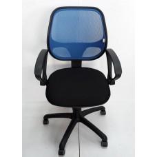 AMF Байт АМФ-4 сидіння Сітка чорна / спинка Сітка синя