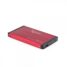 "Зовнішня кишеня для HDD 2.5"" USB3.0 Gembird EE2-U3S-2-R (Red)"