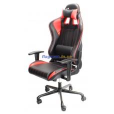 AMF VR Racer BN-W0107B кожзам красный/черный