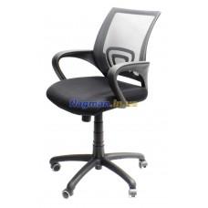 AMF Веб сиденье Сетка черная спинка Сетка серая