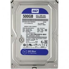 "Жесткий диск 3.5"" 500GB Western Digital Blue WD5000AAKX"